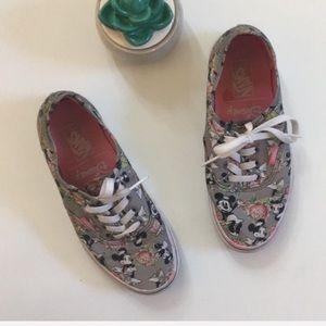 Vans Disney Limited Edition Minnie Mouse rose shoe